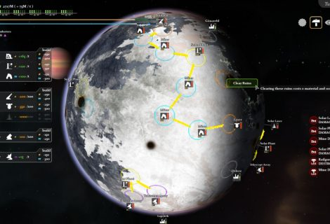 'Interplanetary' (Early Access) Brings the Single Player by Adding a WIP AI