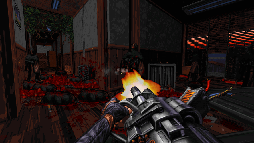 'Ion Maiden' Hits Early Access, Determined to Show Old-School Shooters How It's Done