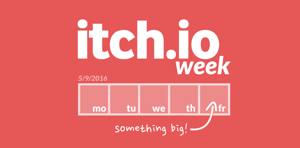 itch.io week