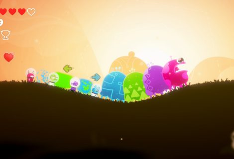 Keep Changing the Color of Your Alien in 'Joggernauts' to Ensure Everyone's Survival