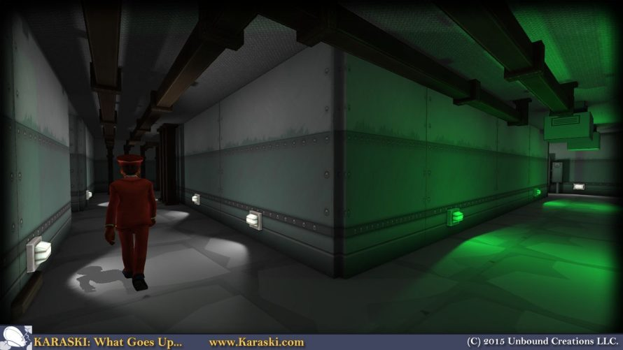 'Karaski: What Goes Up…' Plays Whodunit On An Airship Where Everyone's a Suspect