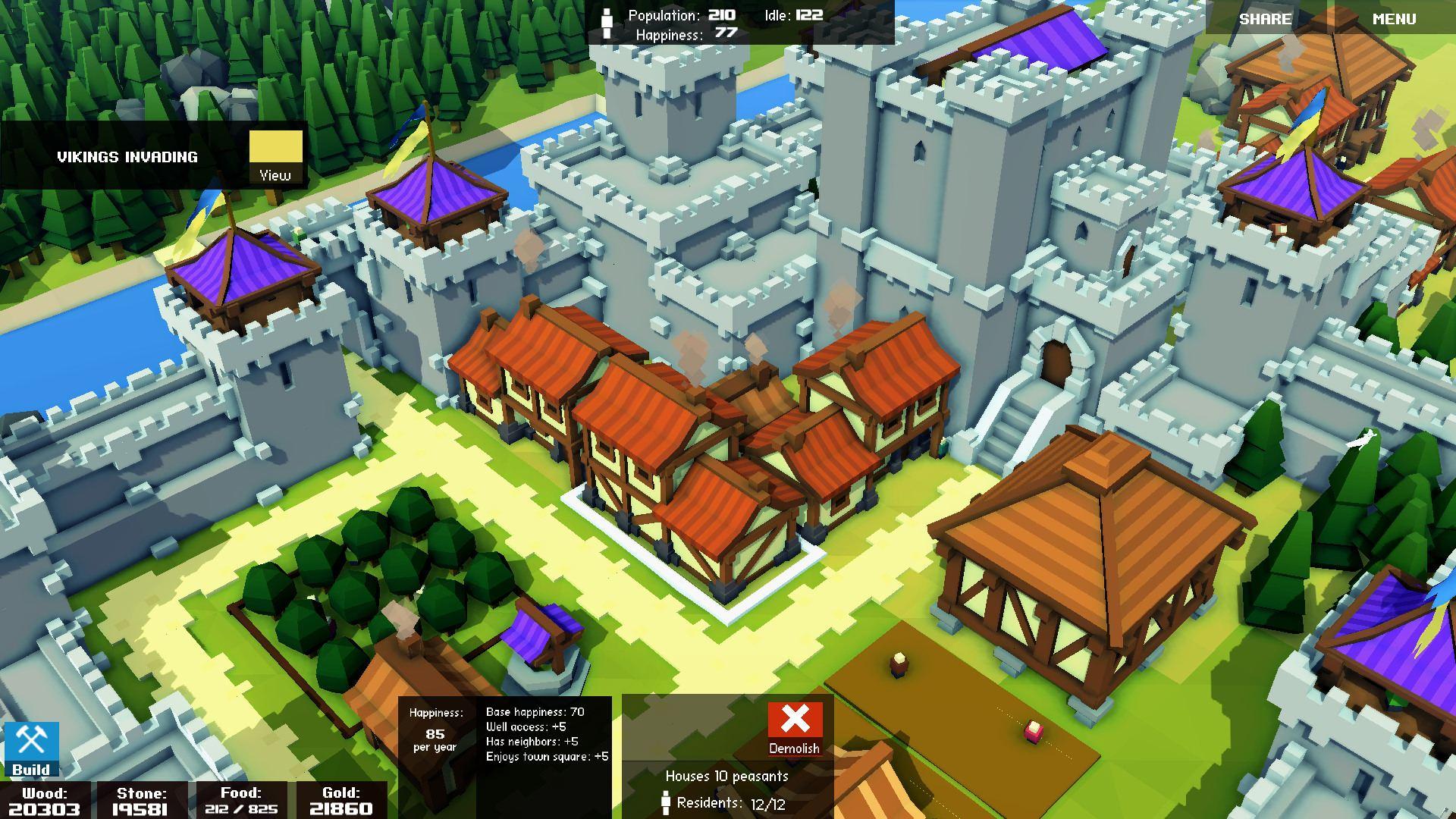 Kingdoms and Castles (GL)