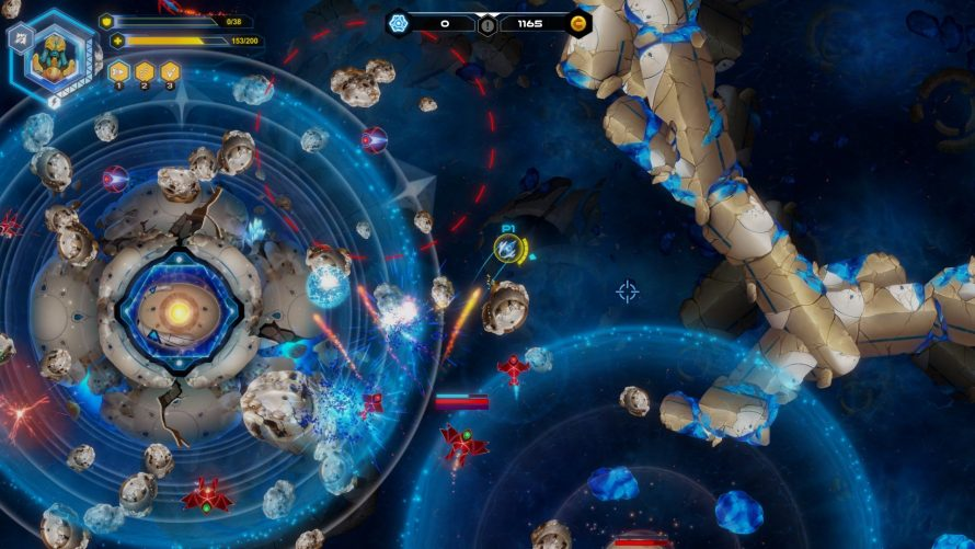 Survivability in Twin-Stick Shooter 'Last Encounter' Relies on Your Weapon Building Skills