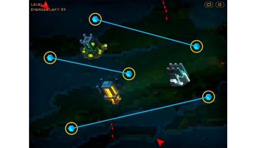 'Linker' – Connect Worlds to Defend Against an Alien Invasion