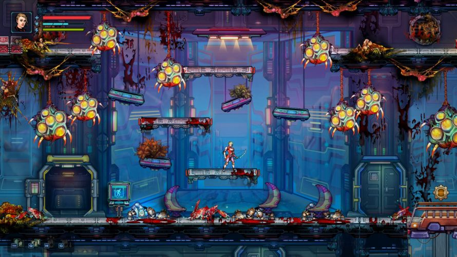 'Lost in Sky' to Deliver a Slice of Fast-Paced Retro-Futuristic Carnage… Soon