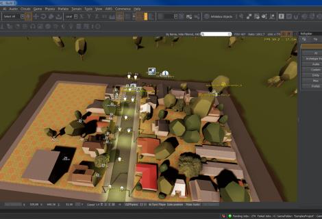 Work All Night, Sleep All Day: Lumberyard Beta 1.5 Brings a Slew of Changes