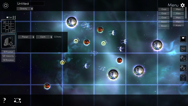 Luna's Wandering Stars editor