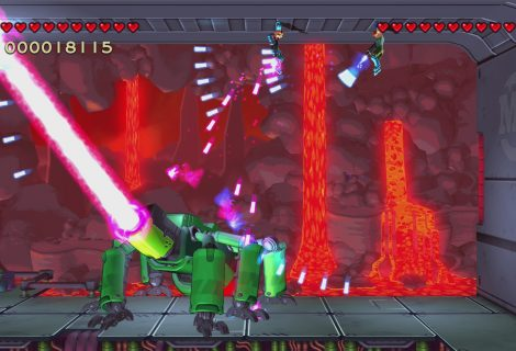 Climb and Crawl All Over Giant Robots to Defeat Them in 'Mechstermination Force'