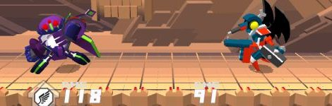 'Megabyte Punch' Jumps, Kicks and Punches From Alpha to Beta