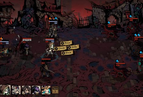 Tactical RPG 'MISTOVER' Aims to Breed Dread and Despair With But a Flicker of Hope