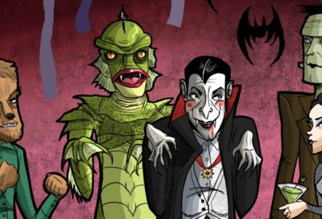 Monster Mash! 2014: Finally a Game Jam About Unleashing Your Inner Monster