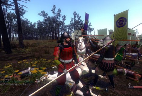 'Mount & Blade: Warband' Celebrates Adding Mac, Linux, Workshop With Free Weekend