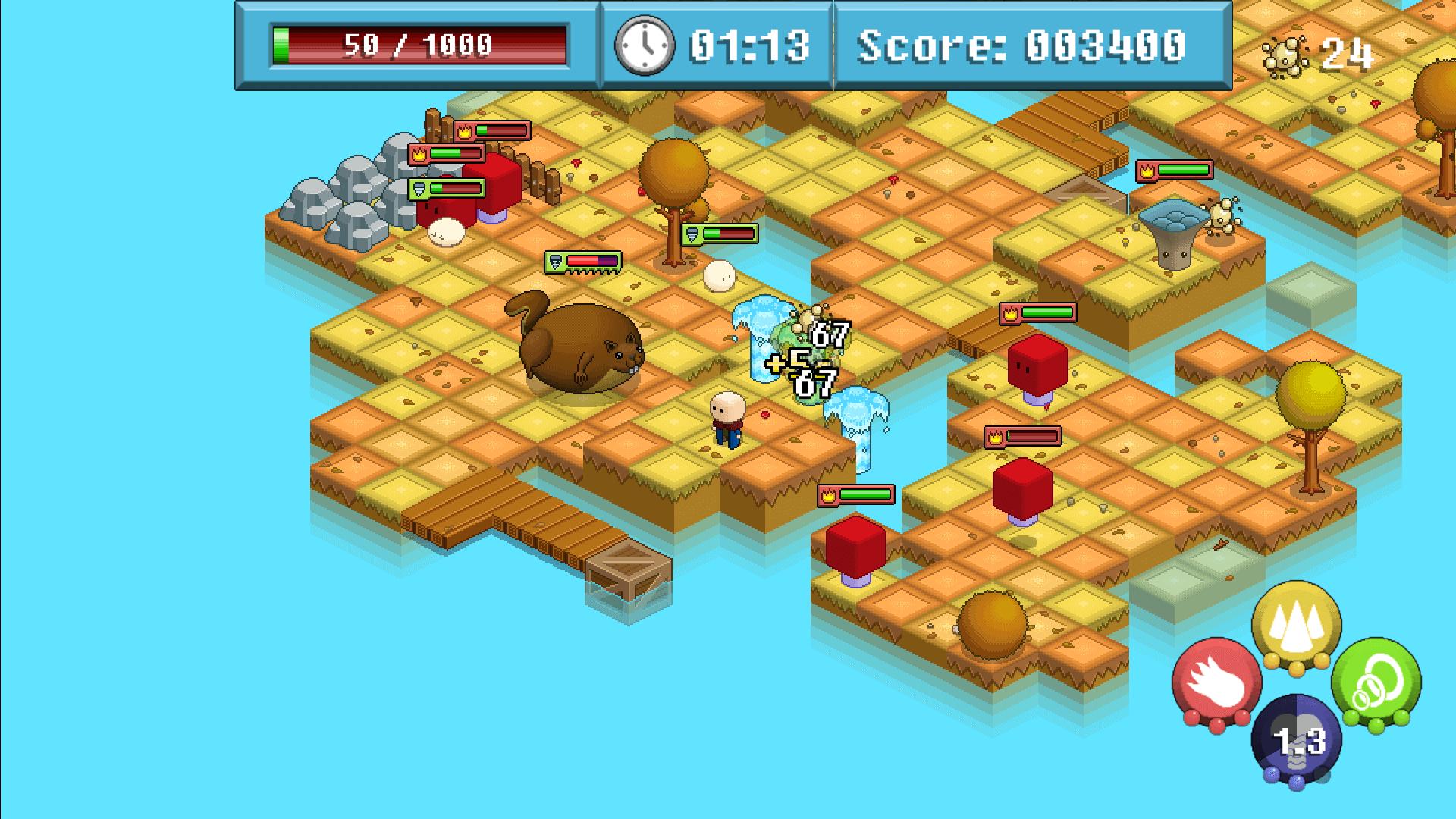 Mushroom Crusher Extreme (GL)