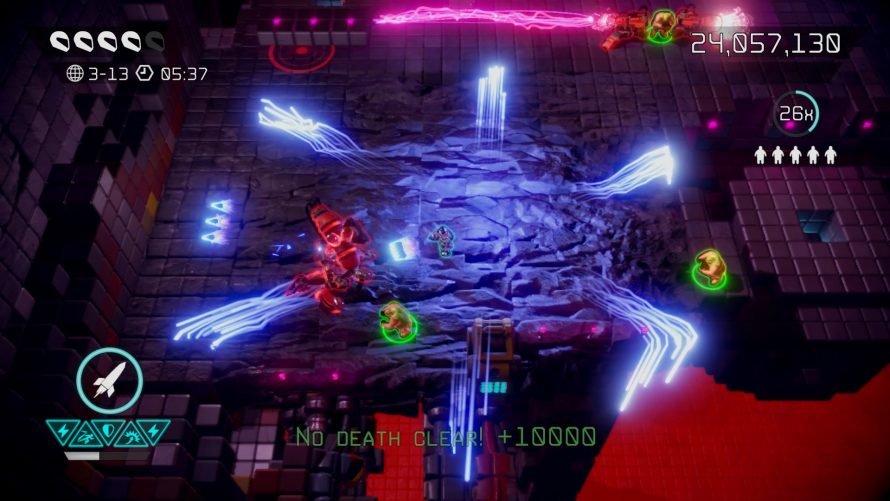 'Nex Machina' Review: The Uncrowned King of Twin-Stick Shooters?