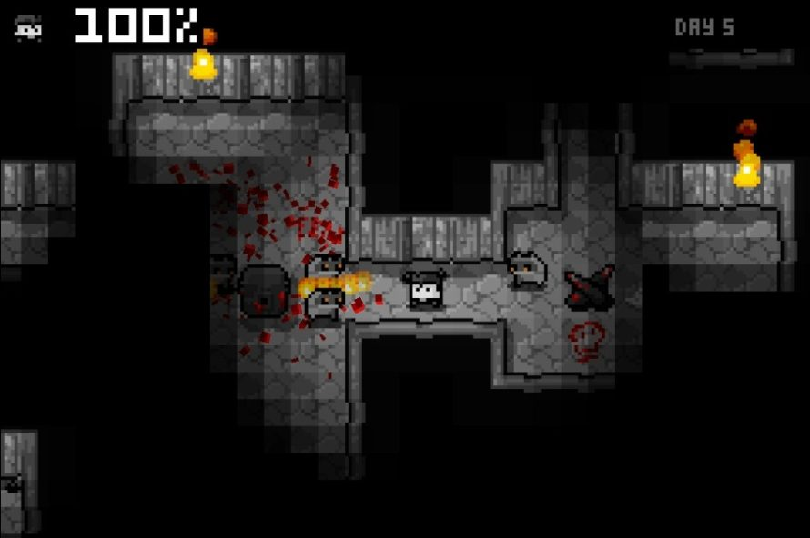Outmaneuver the Inhabitants of a Dark Dungeon 'In No more Bullets' (Beta)