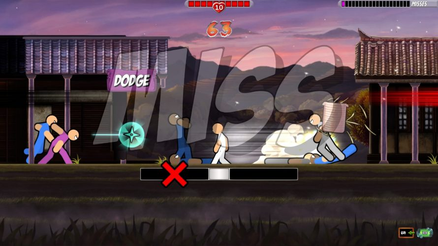 'One Finger Death Punch 2' Demo: Stickmen to the Left, Stickmen to the Right… FIGHT!