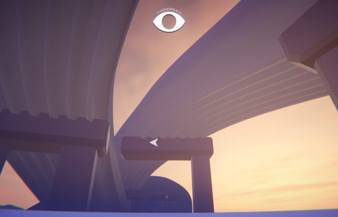Navigate the Rhythm of 'Overpass' to Experience a Constantly Moving World