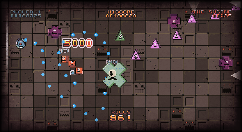 Pan-Dimensional Conga Combat (GL)