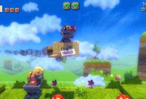 'Paper Monsters Recut' Overhauls the Cardboarder For Its Windows, Wii U Debut