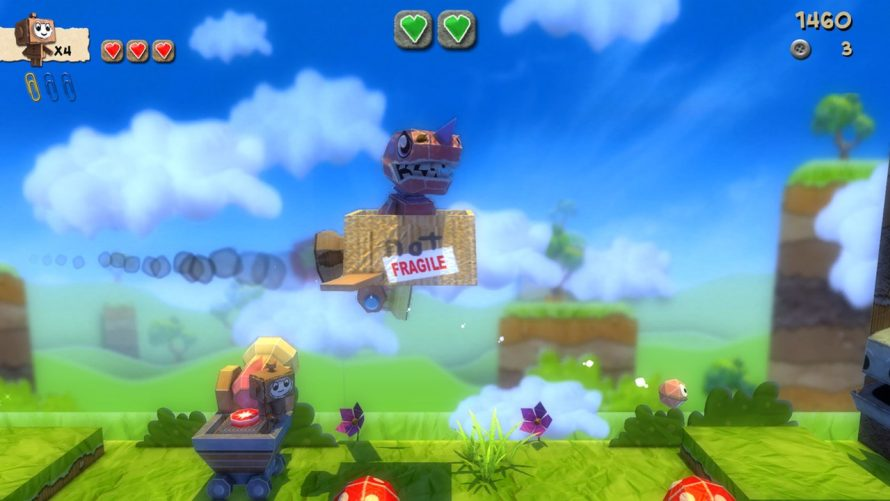 'Paper Monsters Recut' Overhauls the Cardboarder For Its Windows, Wii U Debut