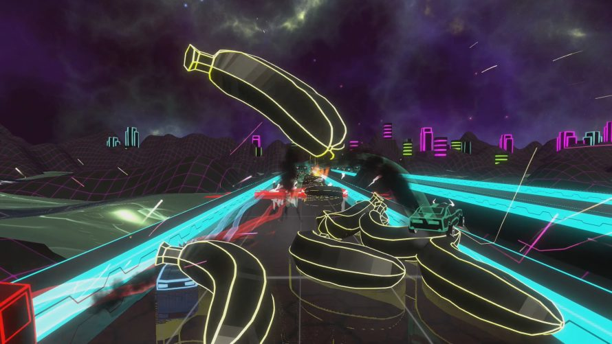 Cut Corners Aggressively to be the Last Car Standing in Combat Racer 'Party Crashers'