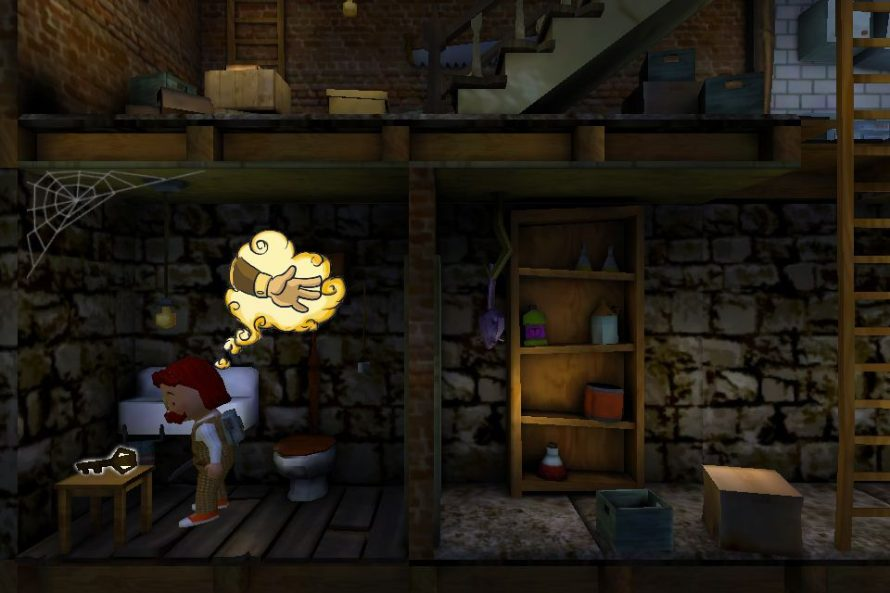 Solve a Spooky Mystery In 'The Phantom P.I. Mission Apparition' This Halloween