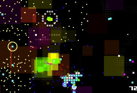 Let's Get It Kickstarted (With Demo): 'Pixel Galaxy'