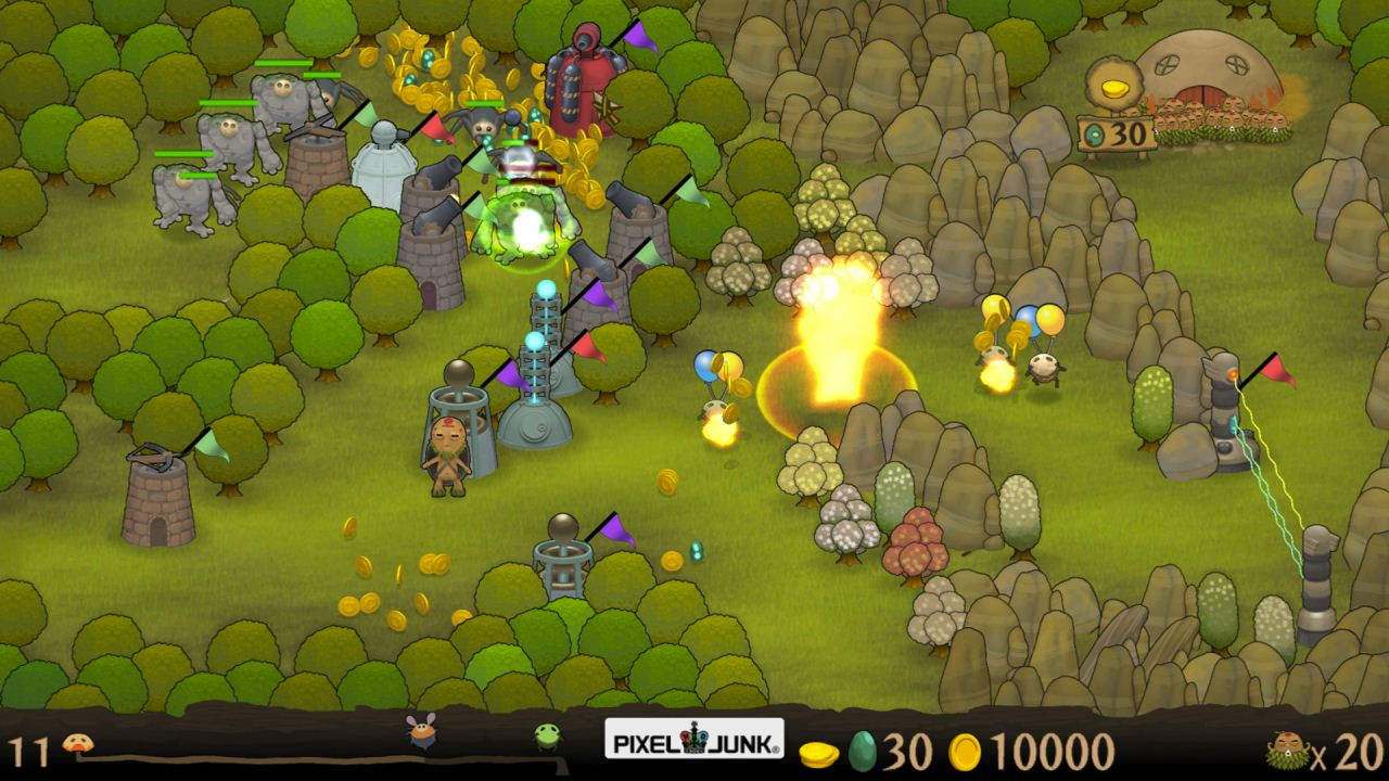 pixeljunk monsters ultimate