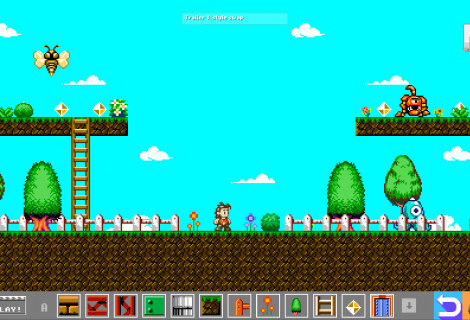 Creativity in the 2nd Dimension: 'PlataGO! Super Platform Game Maker' Hits Early Access
