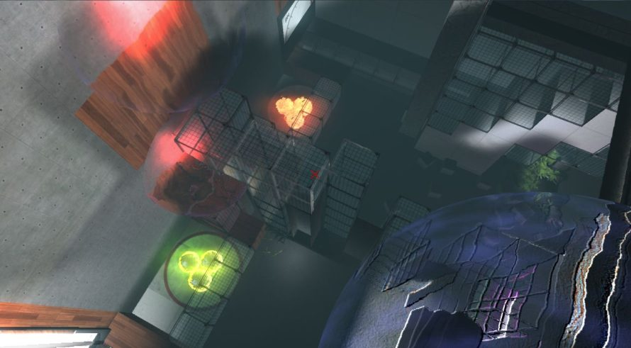 Solve Puzzles Aided by Gravity and the Elements In 'Entropy' On XBLIG
