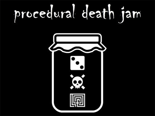 Procedural Death Jam Aims to Redefine 'roguelite' as 'procedural death labyrinth'