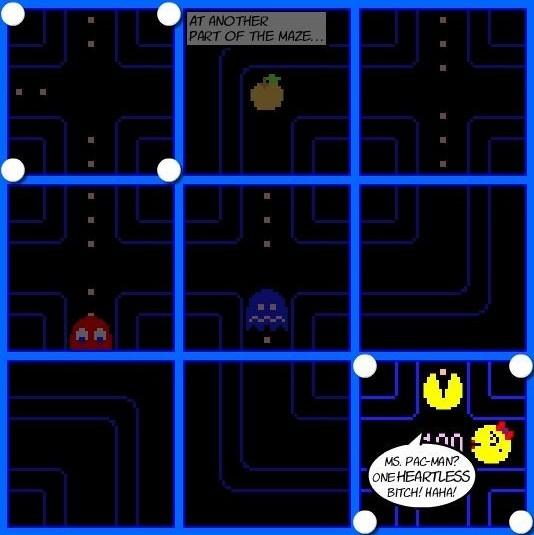 Psychopath Pac-Man