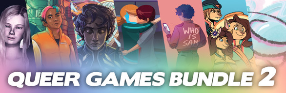 Inclusive and Diversity-Focused 'Queer Games Bundle 2' Heavily Discounted… For Now