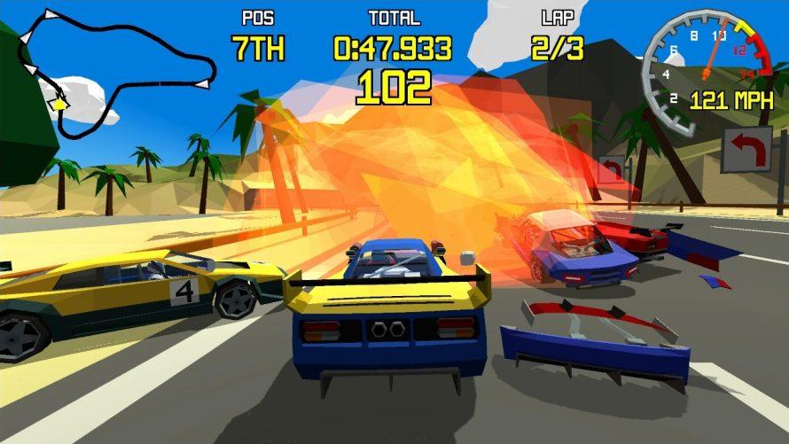 Let's Get It Kickstarted: 'Racing Apex'
