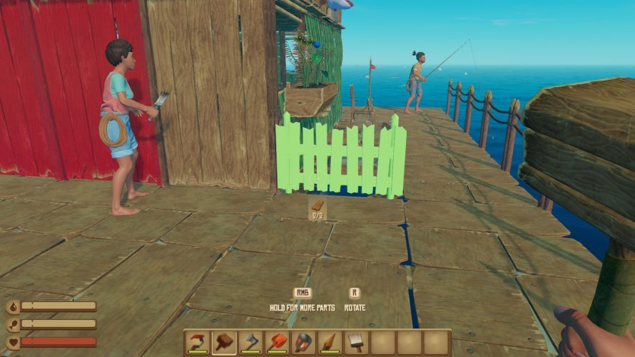 From Prototype to Early Access: 'Raft' Kicks Off Grand Oceanic Adventures (With Friends)