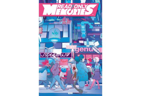'Read Only Memories' Universe Leaps From Video Game to Comic Book With IDW Publishing Deal
