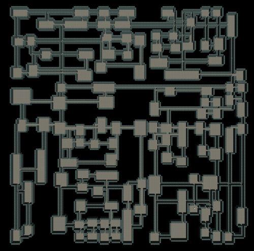 roguelike maze