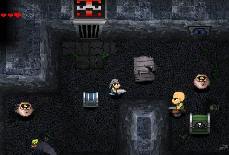 Dungeon Crawler 'Diehard Dungeon' Now Available On XBLIG