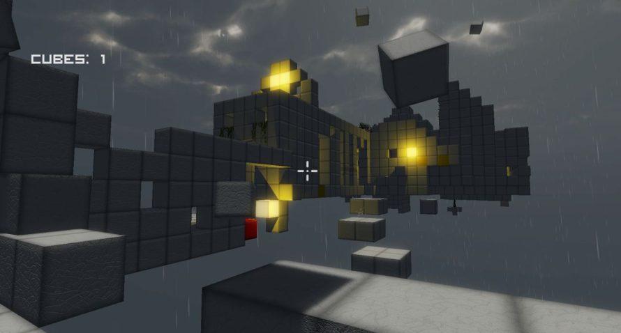 Freeware Puzzle 'Qbeh' Brings the Cubes