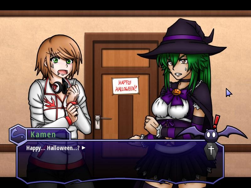 shinrai a murder mystery visual novel