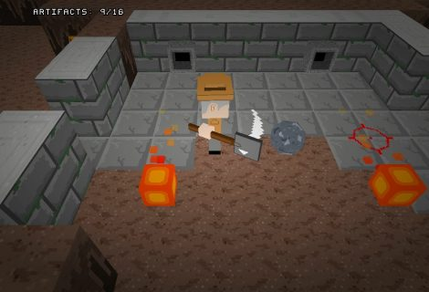 'Shovel Quest' Sends Players On a Mining Expedition to Gather Sixteen Artifacts