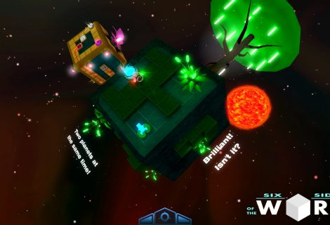 [Update: Greenlit] Stuck In Greenlight Limbo: 'Six Sides of the World'