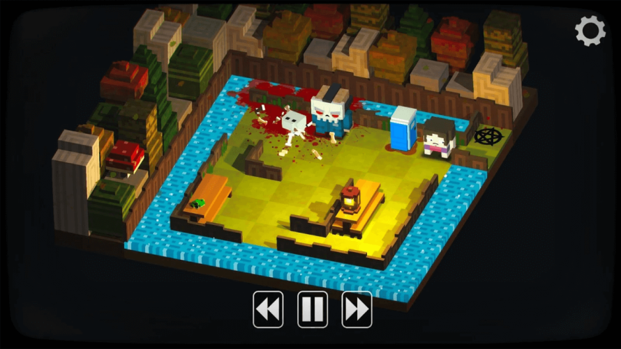 Tap, Slide, Kill: 'Slayaway Camp' Now Murdering On Android Devices