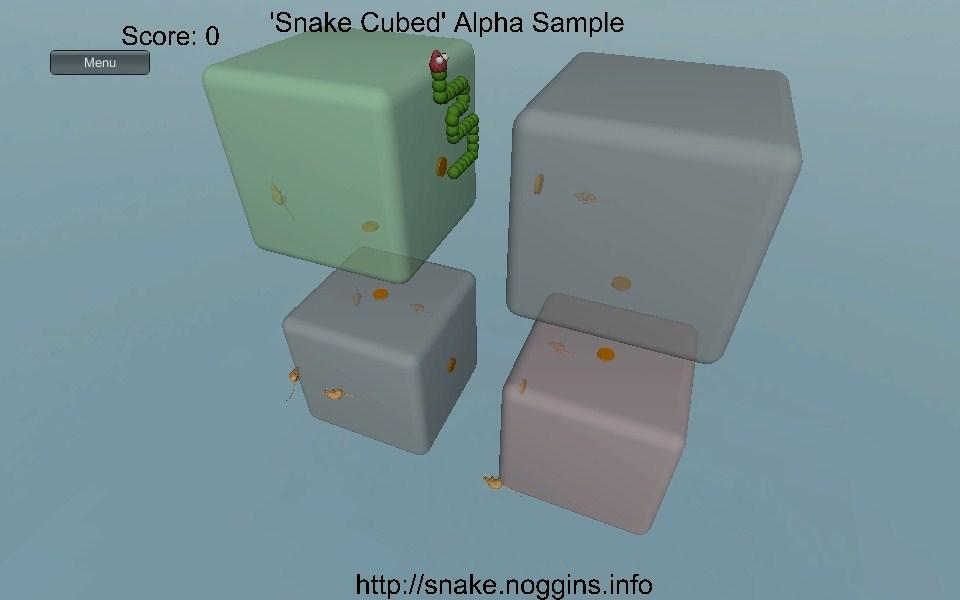 Snake Cubed