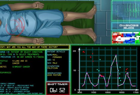 Visit the Near Future to (Hopefully) Save Lives In Medical Conspiracy 'S.O.R.S'