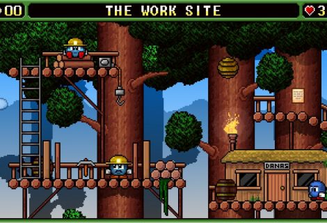 'Spud's Quest' Impressions: A Fun If Overly Complex Old School Metroidvania