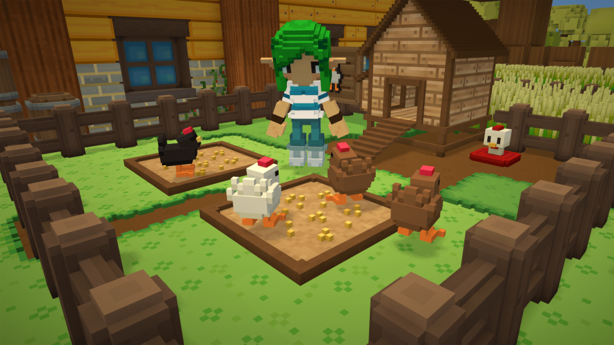 'Staxel's Early Access Launch Carries the Dreams of Aspiring Farmers