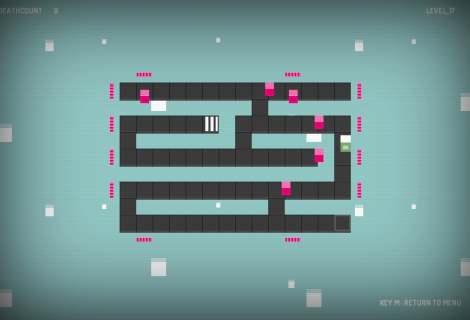 'STOORM' - Time Your Moves, Sneak Past Pink Patrols, Race For the Exit