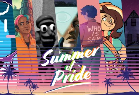 'Summer of Pride' to Celebrate LGBTQIA+ Games, Devs, Streamers on Twitch... Soon