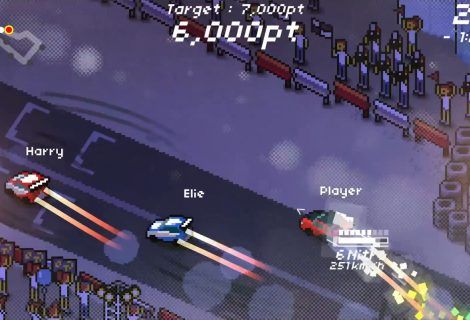 'Super Pixel Racers' Brings Pixelated Top-Down Racing With a Focus on Fun and Chaos